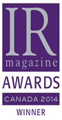 IR Awards 2014